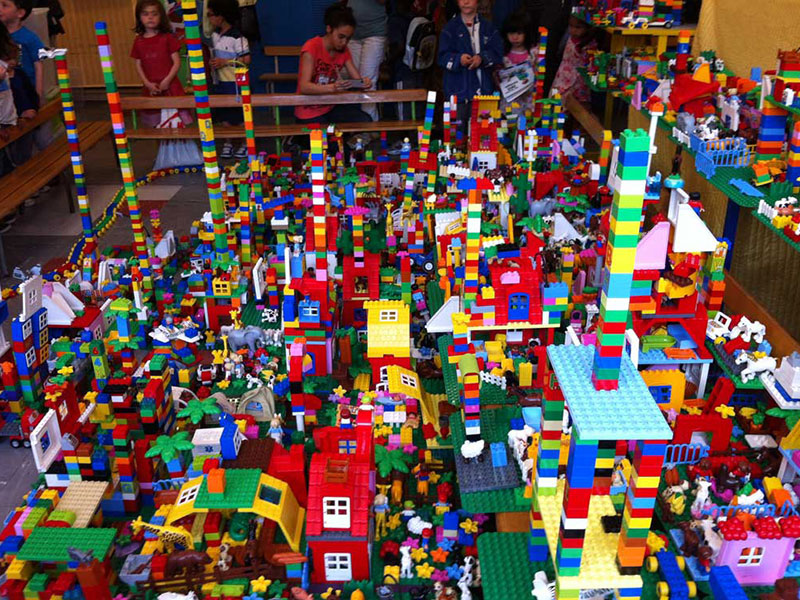Animation LEGO DUPLO - diapo 3